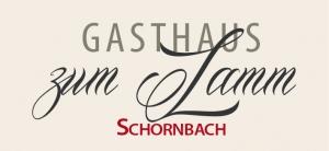 """Gasthaus """"Zum Lamm"""" Schornbach"""